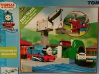Large Thomas the Tank Engine Train Set