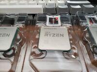 NEW AMD Ryzen 5 3600 CPU 6 cores Up To 4.2GHz CPU ONLY NOT 5600x 3700x 3600x