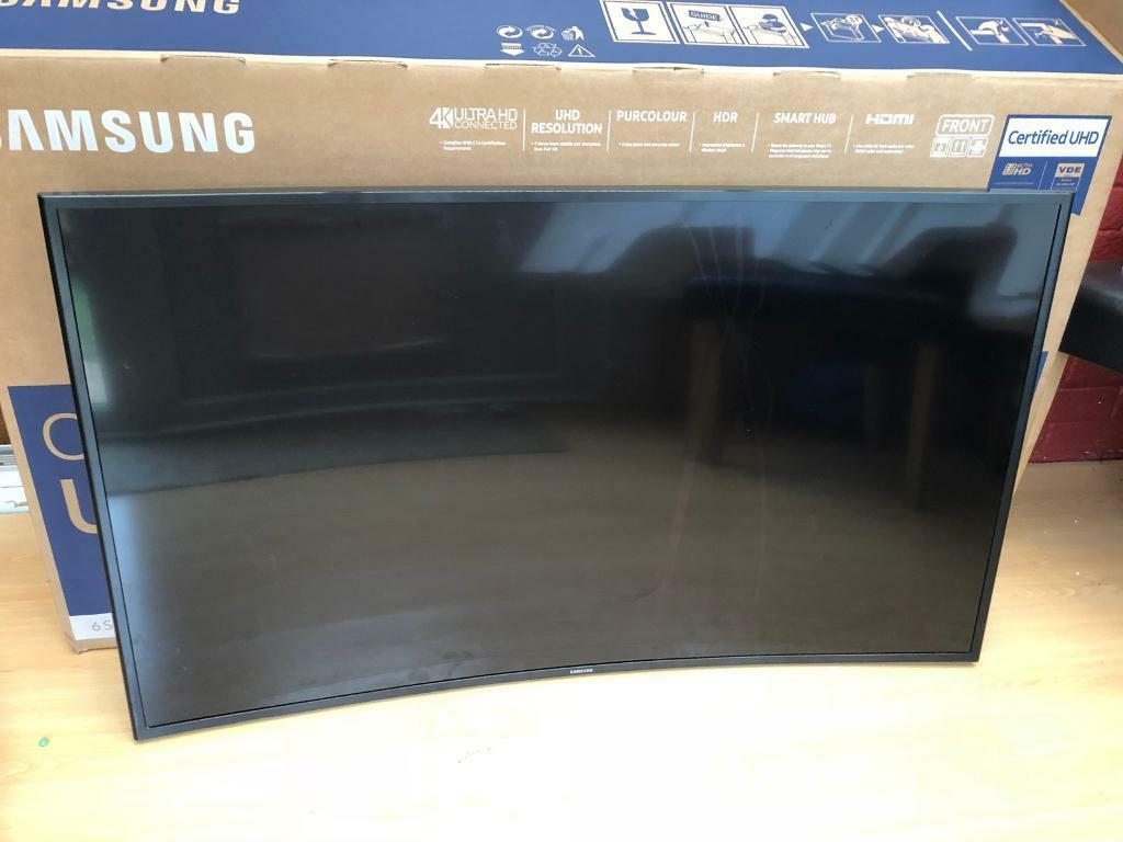 Samsung 49in Smart 4K Ultra TV (spares or