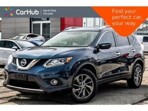 2015 Nissan Rogue SL AWD|Premium Pkg|Heat Frnt.Seats|Nav|Leather