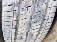 Iveco Daily tyres and rims, size 225/70/15c