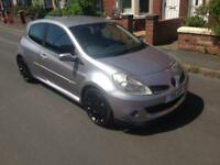 2007 Renault Clio Sport 197 Silver 3 Door remapped