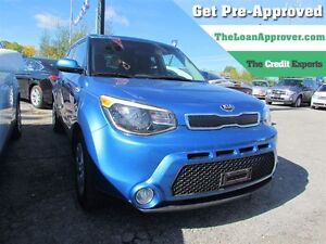 2016 Kia Soul LX | ONE OWNER | SAT RADIO | BLUETOOTH