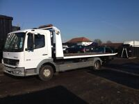 2007 MERCEDES ATEGO 7.5 TON RECOVERY TILT AND SLIDE