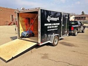 JOHNNY G MOVING FROM $89 FOR 3 HOURS London Ontario image 3