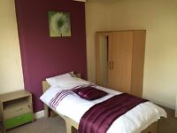 Rooms to rent Shirebrook| ONE WEEK FREE |FREE WIFI |FURNISHED