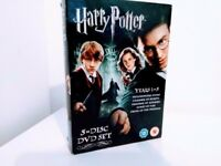 Harry Potter Years 1-5 Box Set [DVD]