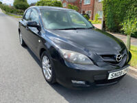 2008 MAZDA3 1.6 Takara 5 Dr with 12 Months MOT&Full-Ser History & Very Low 80K Miles in Mint Cond