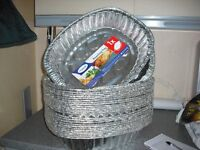 Large foil roasting trays for sale