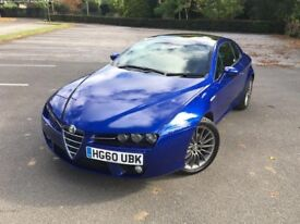 Alfa Romeo Brera 2.0 JTDM | Immaculate | 52 mpg | 200 bhp | 1 of only 24 in the UK