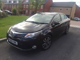 Hello for sale hpi clear Toyota avensis TR D-4D 62 plat in 2012 model 2litre engine diesel