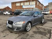 2010 JAGUAR XF S PORTFOLIO *** GOOD SPEC ***