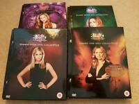 Buffy the Vampire Slayer dvd series 4-7
