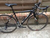 Saracen Tenet 1 Road Bike Carbon Forks Size 52cm / Small