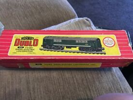 Hornby Dublo 2233 CO-BO Diesel Electric Locomotive Boxed