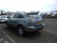 2004 54 LEXUS RX 3.0 300 SE-L 5D AUTO 202 BHP***GUARANTEED FINANCE***PART EX WELCOME***