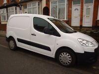 Peugeot Partner Van 1.6 HDI Turbo diesel 850Kg 90bhp £3200/= No Vat