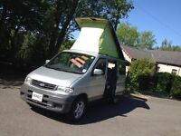 VERY RARE MANUAL GEARBOX MAZDA BONGO 2.5 TD DAY MPV SURF BUS /CAMPER/BRAND NEW MOT&CAMBELT KIT
