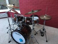 Mapex Orion series drum kit