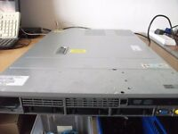 HP ProLiant DL360 G5 - Xeon E5405 Quad Core - 4GB RAM - 700W PSU