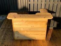 Garden bar Indoor bar mancave bar garden furniture
