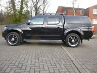NISSAN NAVARA OUTLOW, WITH FULL SERVICE HISTORY AND 12 MONTH MOT