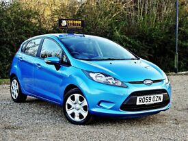 AUTOMATIC FORD FIESTA 1.4 STYLE.FULL FORD DEALER SHIP SERVICE HISTORY+LONG MOT+