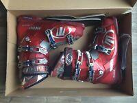 Ski Boots TECNICA Vento 10. Size 11-12(UK) 45-46(EU).