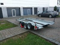 IFOR WILLIAMS, TG2413621, GALVANISED, CT 136 HD, Best Car Transporter **Look**