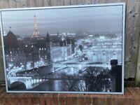 Framed print (large)