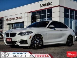2014 BMW M235i ONLY 29187 KMS!!!