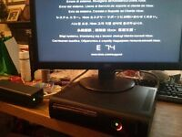 Xbox 360 - BROKEN; some accessories included
