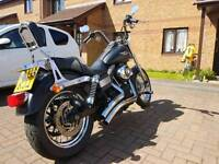 Harley Davidson streetbob 1584cc