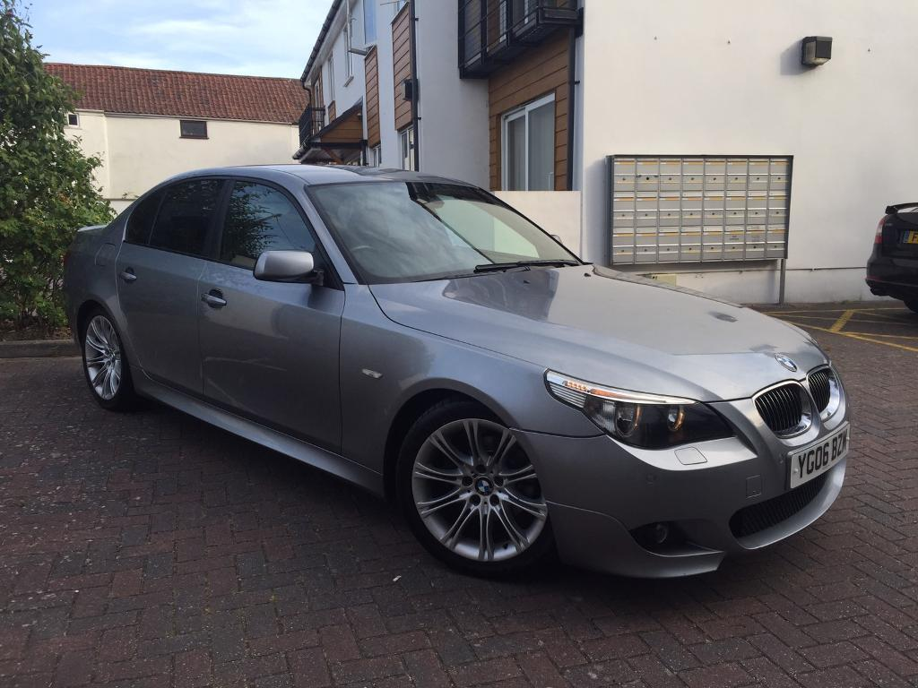 bmw 525d m sport in fishponds bristol gumtree. Black Bedroom Furniture Sets. Home Design Ideas