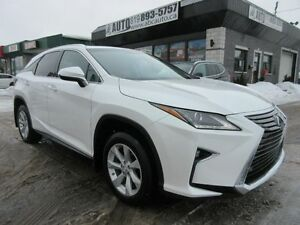 2016 Lexus RX 350 Full Factory Warranty - Leather Sunroof Blueto