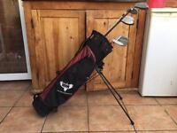 Hawk Kids Golf Club Set