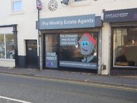 *** SHOP TO LET *** WELL SITUATED *** LOCATED NEAR MANY BUSY ROADS* GROUND FLOOR SHOP