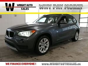 2013 BMW X1 XDRIVE| SUNROOF| NAVIGATION| BLUETOOTH| 84,554KMS