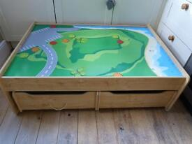 Kids play table in excellent condition - from Great Little Trading Company