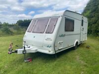 Bargain Herald 460-2 (2001) 2 Berth Full Size Awning Excellent Condition.