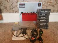 Boxed Original PlayStation