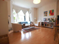 A Large 2 double bedroom ground floor flat with sole use of a large garden in Crouch End