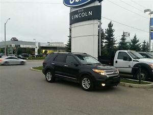 2015 Ford Explorer XLT - 4WD **ONE OWNER**