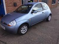 (Yarmouth car centre) ford ka 1.3 2006 one owner from new