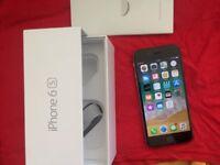 iPhone 6s (EE, BT, Virgin|14 Day Guarantee|16GB|Deliver+Post|Apple|Black) ||