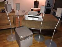 Sony surround sound home cinema system