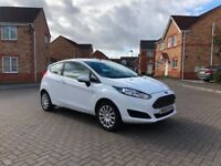 2014 FORD FIESTA 1.2 PETROL, 12 MONTH MOT, FULL SERVICE HISTORY, 45k MILEAGE, FULL HPI CLEAR