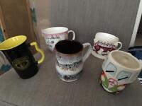 Odd mugs - make an offer!