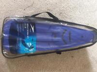 Adult Scuba Set - Speedo (snorkel, goggles, flippers)