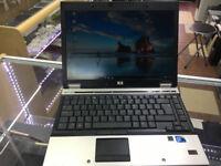 "HP Elitebook 6930p 14.1"" Intel Core 2 Duo 4 GB 250 GB WINDOWS 7 Webcam Laptop/ MS OFFICE"